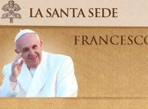 Messaggio del Santo Padre Francesco per la Quaresima 2018
