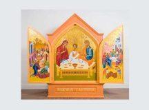 Presentata a Papa Francesco l'icona ufficiale dell'Incontro Mondiale delle Famiglie