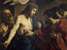 Il risorto che ci viene in aiuto…       Domenica II del Tempo di Pasqua(anno B)