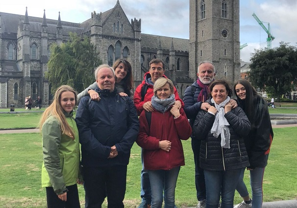Cronache da Dublino – 27 agosto