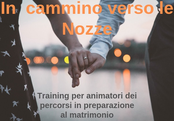 Training per animatori fidanzati