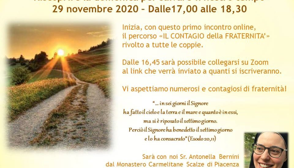 Vicariato Verona Nord-Est: cammino per famiglie